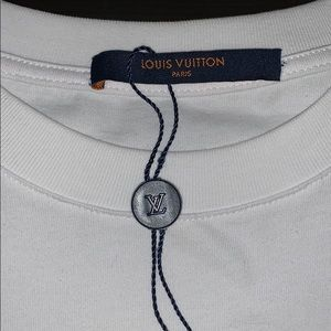 Louis Vuitton Shirts - Louis Vuitton Men's T Shirt